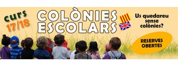 Colonies escolars