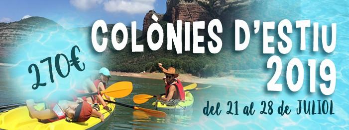 colonies estiu 2019
