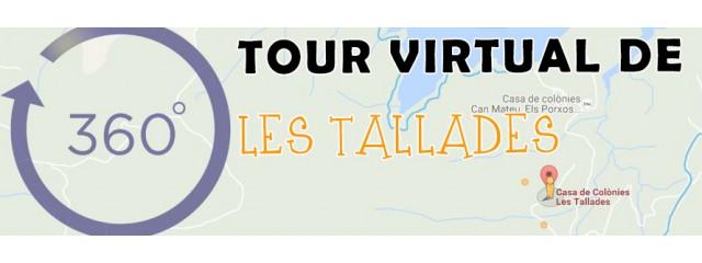 Tour virtual Les Tallades