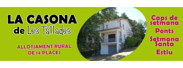 Allotjament Rural La Casona