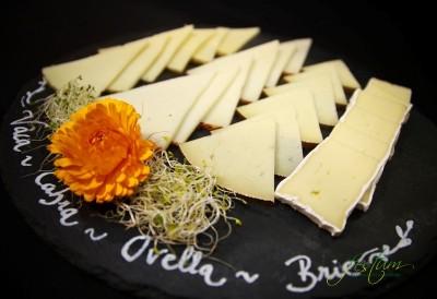 Taula temàtica de formatges