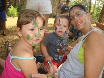famílies estiu les Tallades
