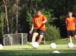 13è campus de futbol Alt Empordà a les Tallades