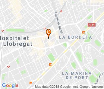 Carrer de Buenos Aires, 12 - 14 local Educa 08902 Hospitalet de Llobregat (L'), Barcelona